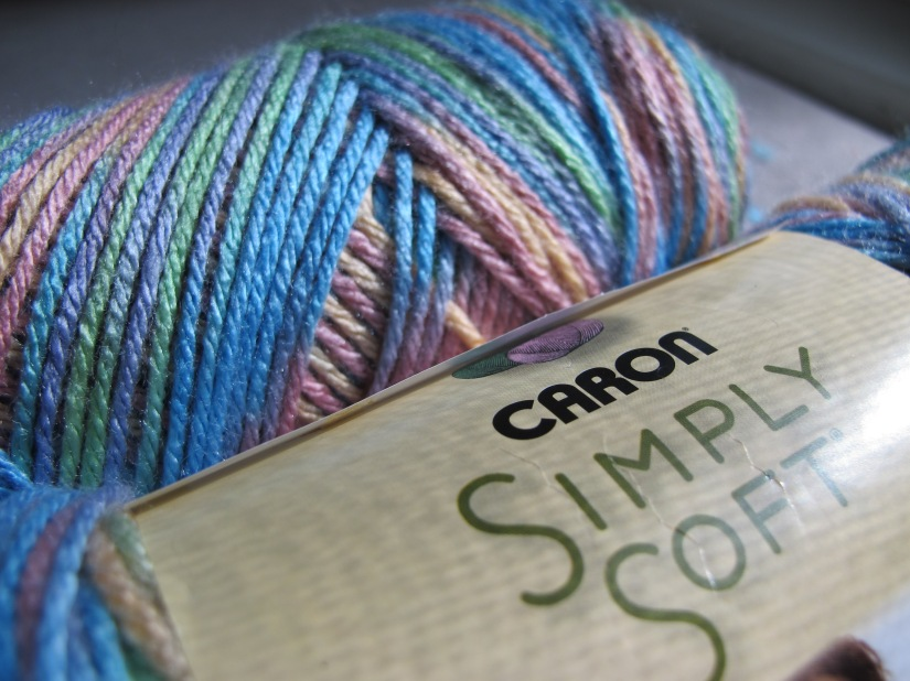 Caron Simply Soft Tapestry
