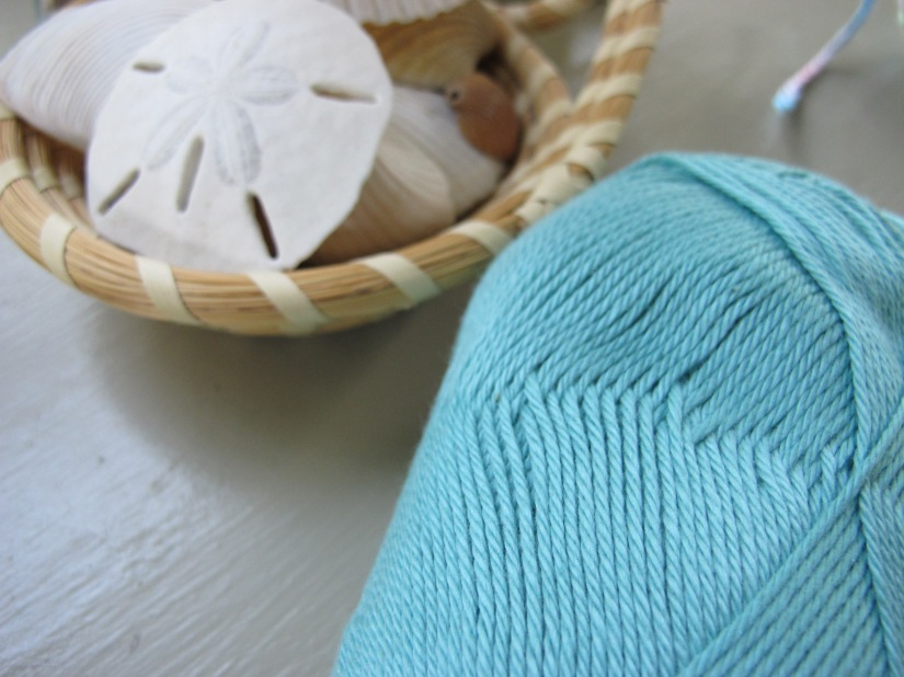knit picks comfy seafoam