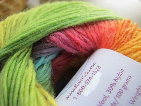 knitpicks chroma fingering yarn