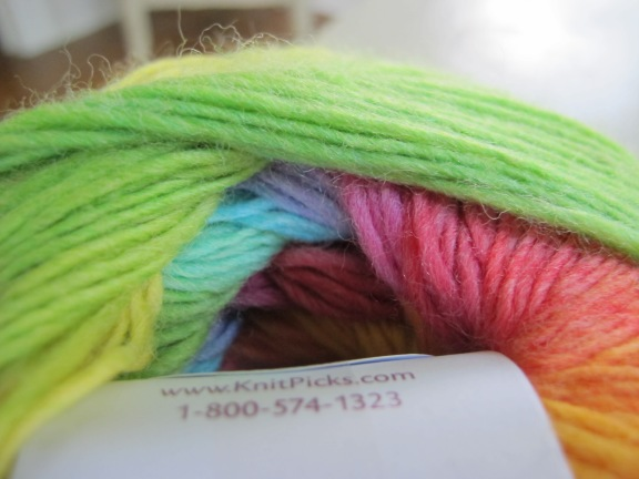 Knit Picks Chroma Lollipop