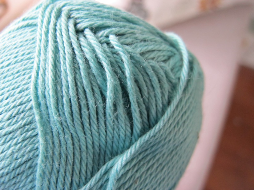 knit picks comfy sea foam