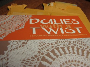 Doilies with a Twist by Patricia Kristoffersen