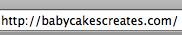 Babycakes Creates Domain