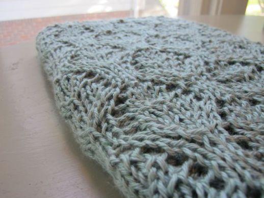 Woodland Sage Chalice Baby Blanket