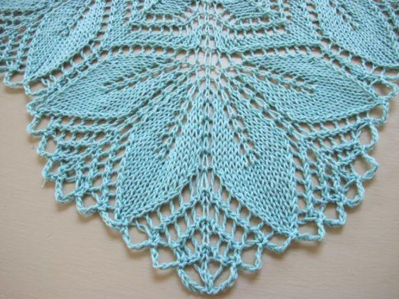 knit picks comfy yarn haruni shawl