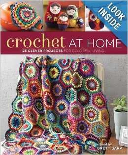Crochet at Home Book