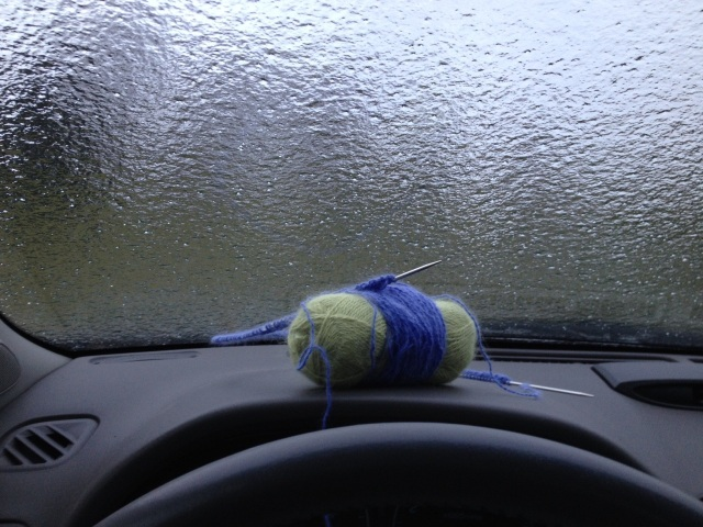 ice and yarn