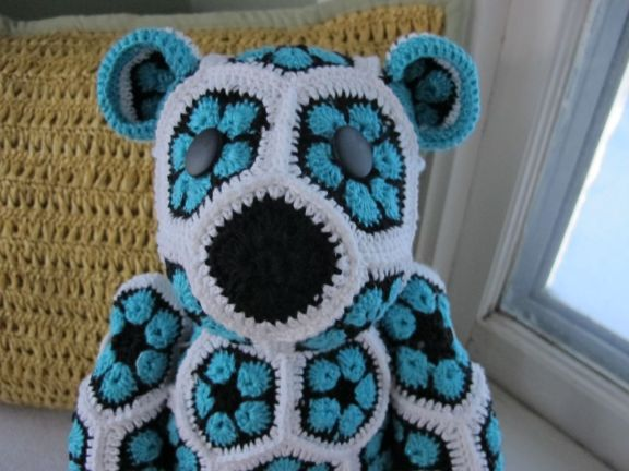 Crochet Lollo Bear