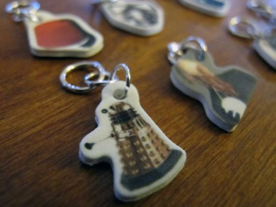 Doctor Who Stitch Marker