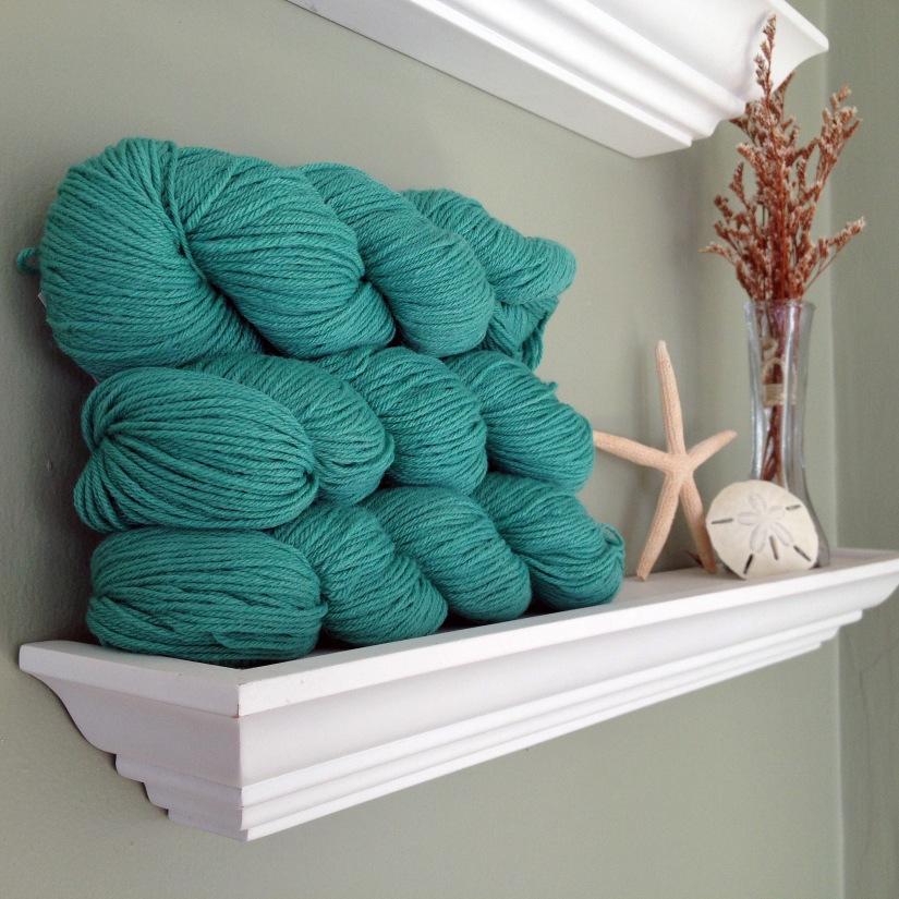 knit picks gloss tranquil