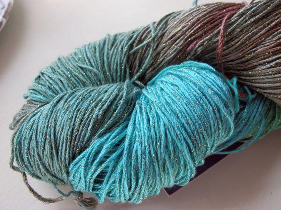 Blue Heron Rayon Metallic 2