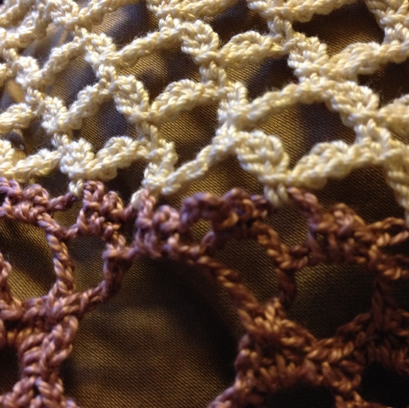 Skipped Crochet Stitch