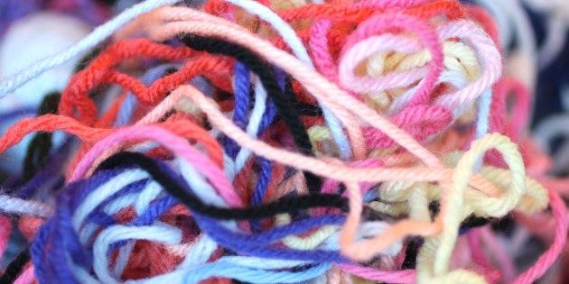 Yarn-Tangle