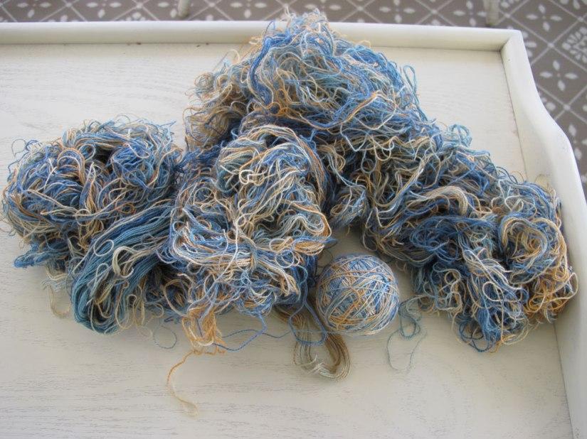 yarn-detangling